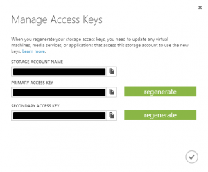 azure-access-keys